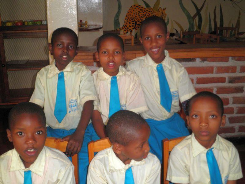 Unsere älteren Schulkinder